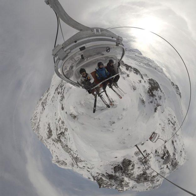 Parajumpers skijakke