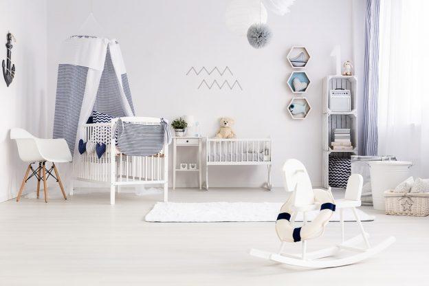 indrening af børneværelse