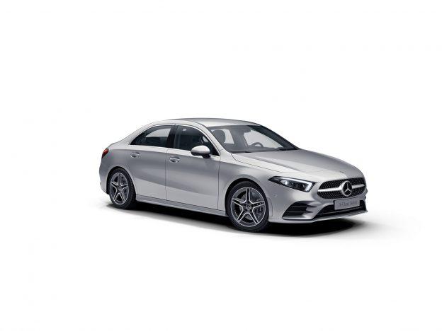 Den nye A Klasse Sedan